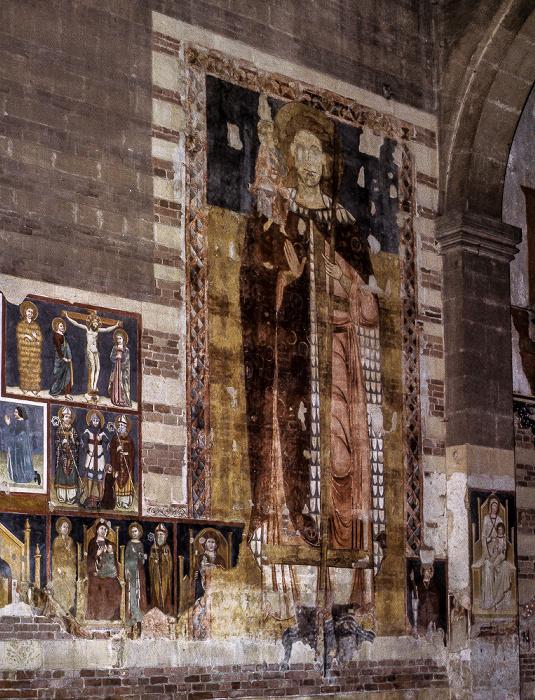 Basilica di San Zeno Maggiore Verona 1982