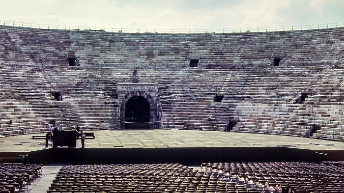Arena di Verona Verona 1982