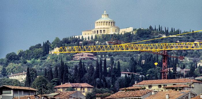 Forte San Leonardo (Werk San Leonardo) Verona 1982