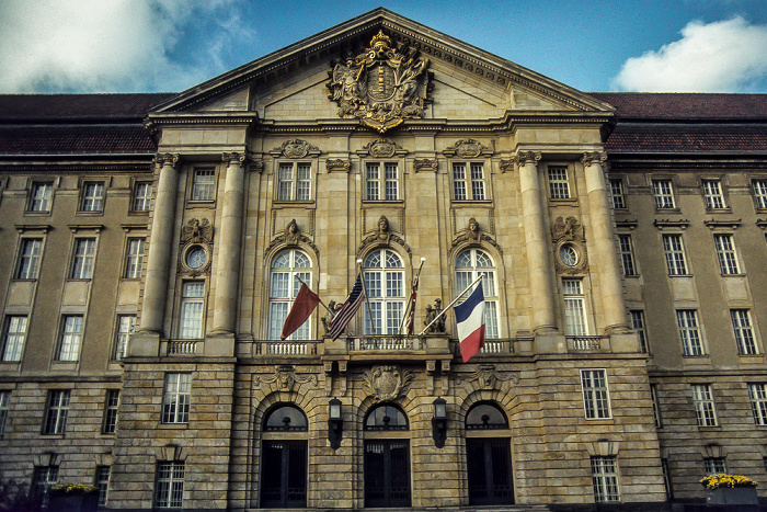 Berlin Kontrollratsgebäude: Mitteltrakt