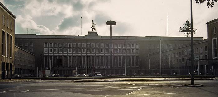 Flughafen Tempelhof Berlin 1983
