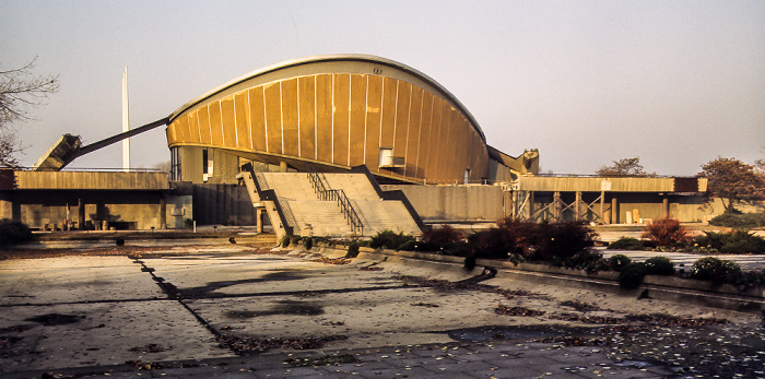 Kongreßhalle Berlin 1983