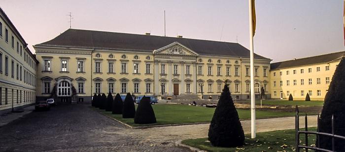 Schloss Bellevue Berlin 1983