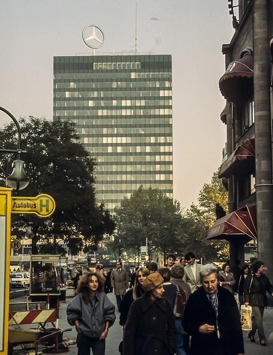 Europa-Center Berlin 1983