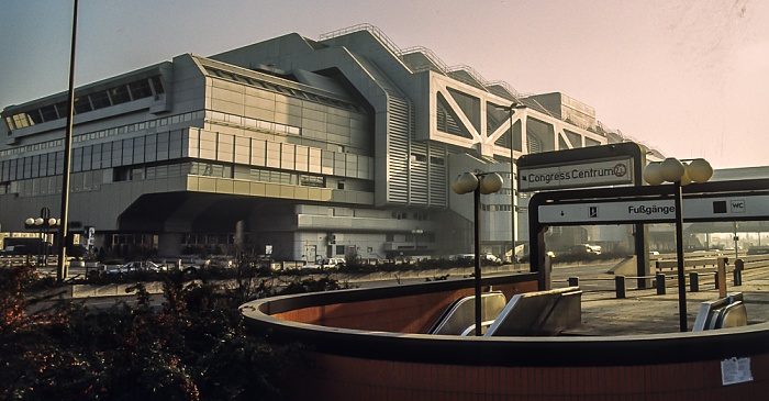Internationales Congress Centrum (ICC) Berlin 1983