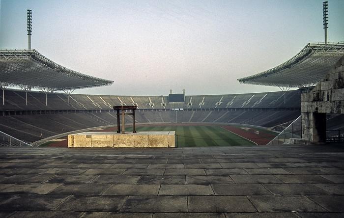 Olympiastadion Berlin 1983