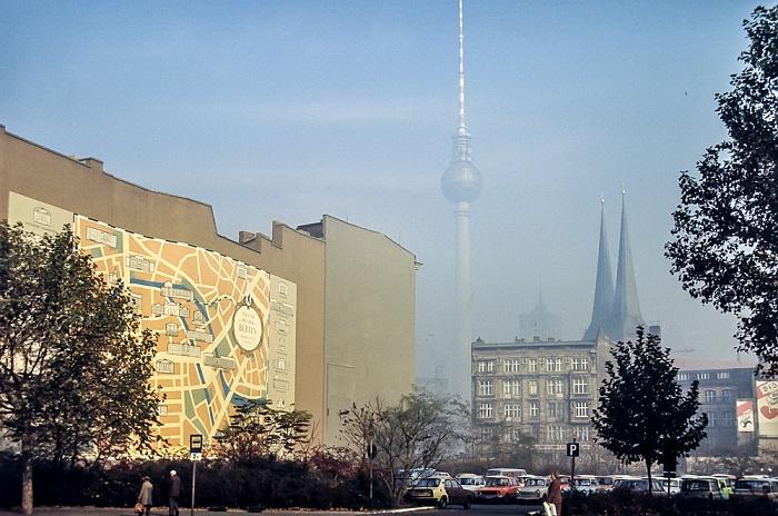 Mitte Berlin 1983