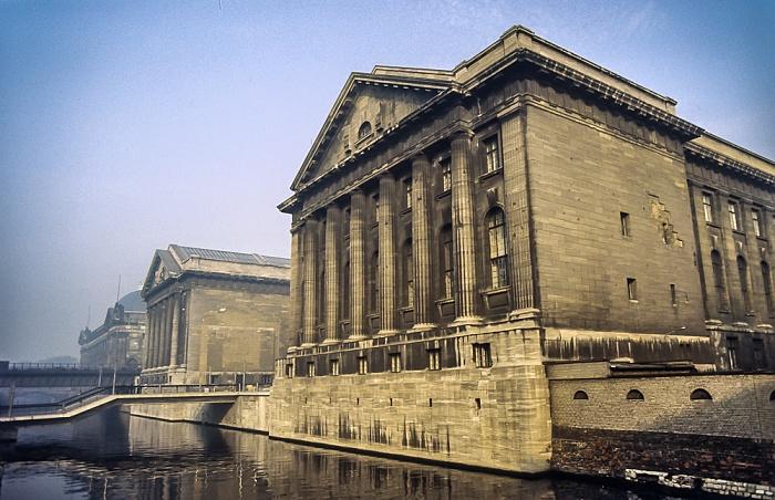 Mitte: Museumsinsel - Pergamonmuseum Berlin 1983