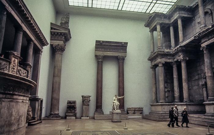 Pergamonmuseum Berlin 1983