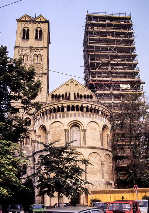 St. Gereon Köln 1984