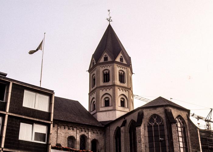 Dominikanerkirche St. Andreas Köln 1984