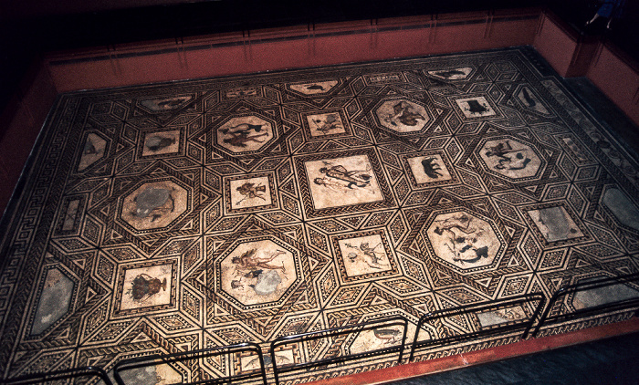 Römisch-Germanisches Museum: Dionysosmosaik Köln 1984
