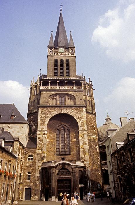 Aachener Dom (Kaiserdom)