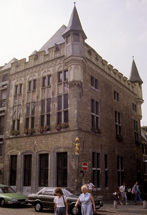 Aachen Haus Löwenstein