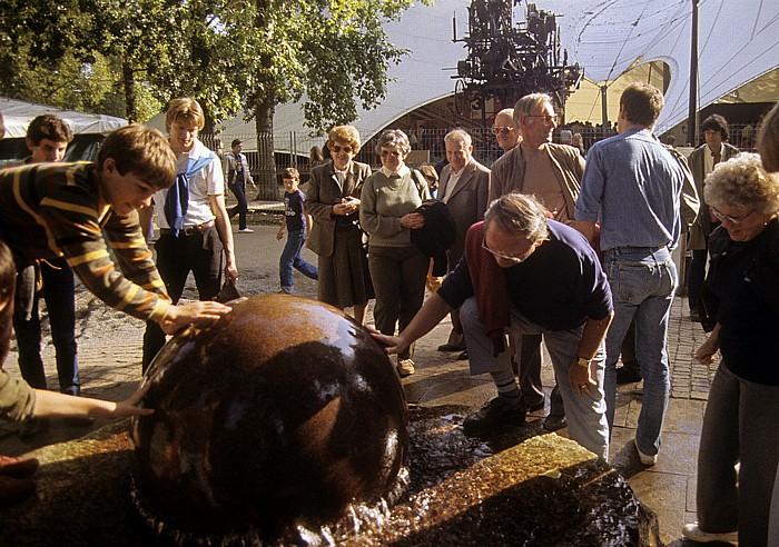 Seepark am Zürichhorn: Phänomena Zürich