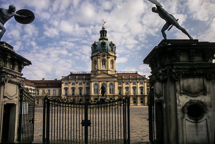 Schloss und Schlosspark Charlottenburg Berlin