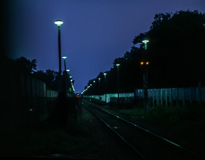 Berlin Steinstücken Grenzanlagen