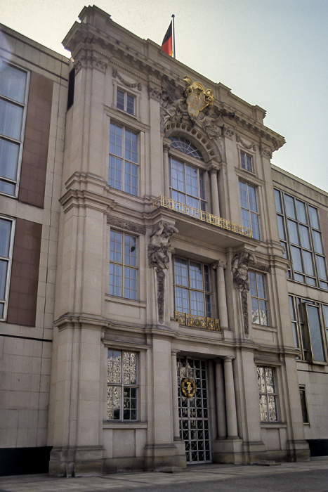 Berlin Marx-Engels-Platz: Staatsratsgebäude der DDR