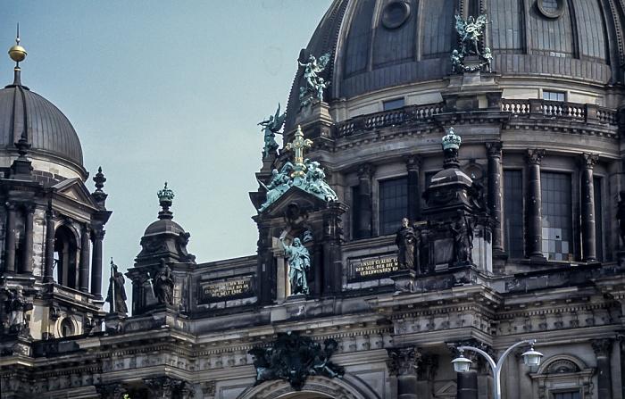 Berliner Dom Berlin 1985