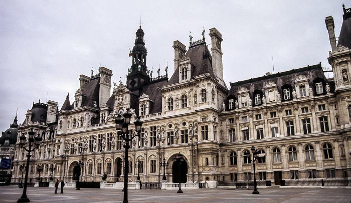 Hôtel de Ville Paris 1985
