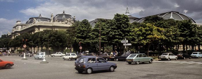 Grand Palais Paris 1985