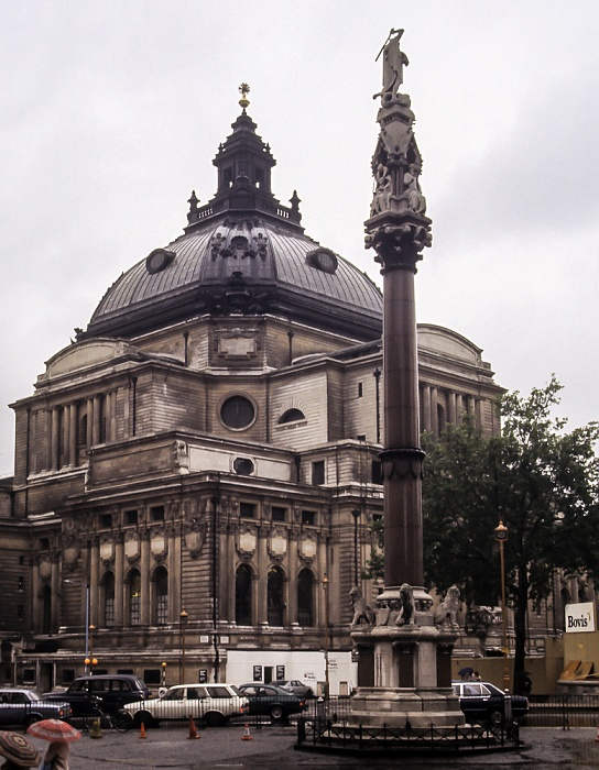 City of Westminster: Broad Sanctuary - Methodist Central Hall London 1985