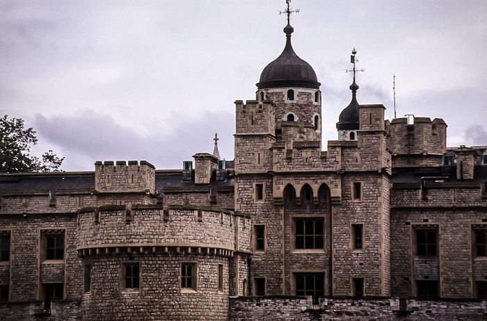 Tower of London: Mittelteil London 1985
