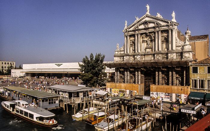 Rund um den Canal Grande Venedig
