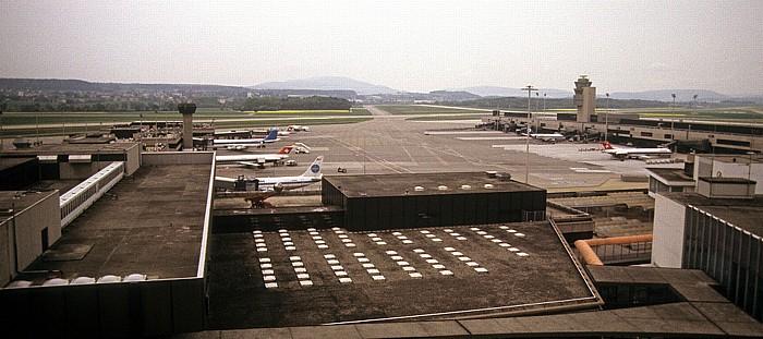 Flughafen Zürich-Kloten Zürich