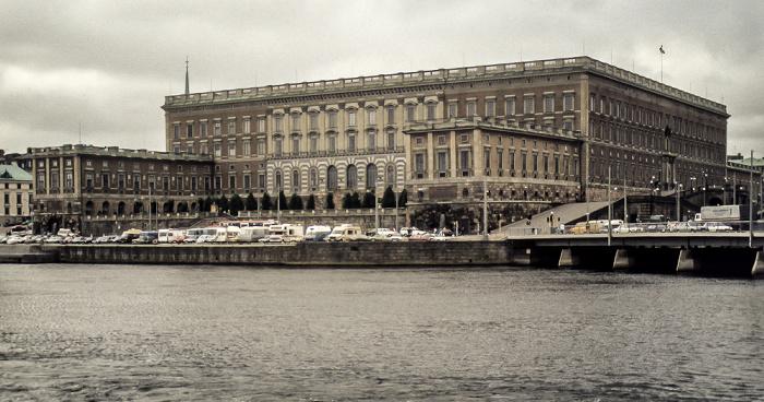 Stockholmer Schloss Stockholm