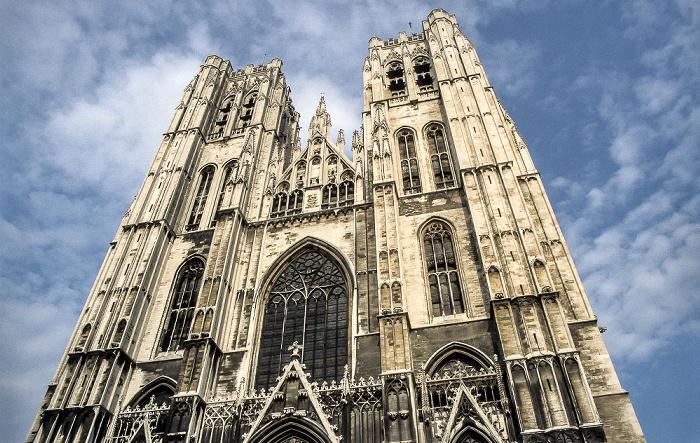 Brüssel Kathedrale St. Michel