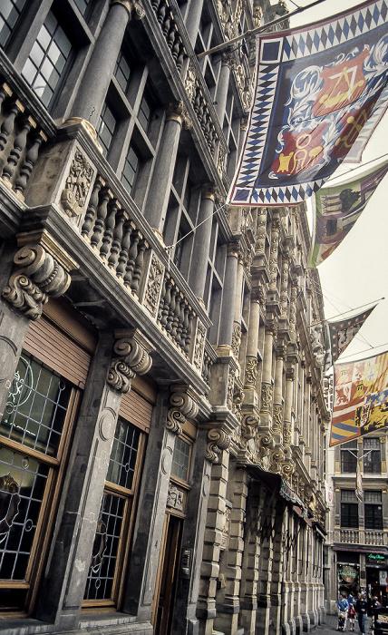 Brüssel Grand Place: Zunfthäuser