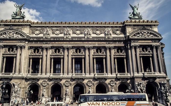Opéra Garnier Paris 1986