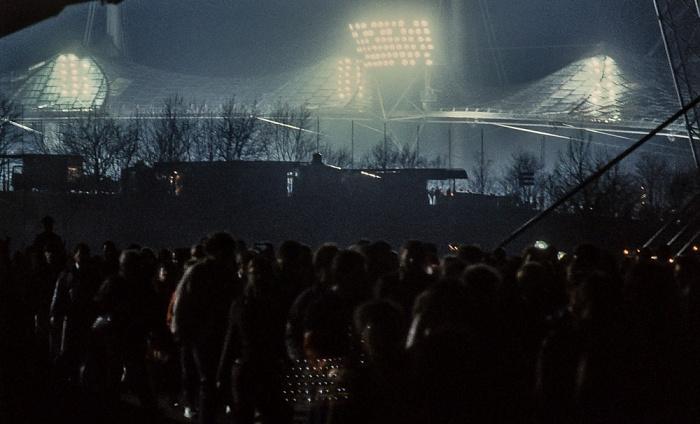 Olympiastadion München 1987