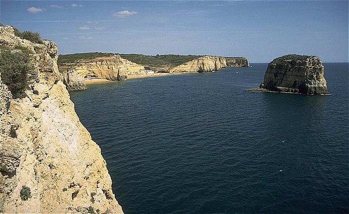 Ferragudo Algarve: Praia dos Caneiros