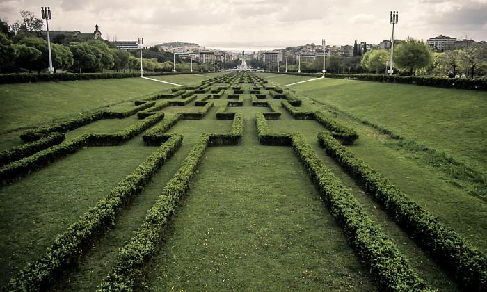 Parque Eduardo VII Lissabon 1988