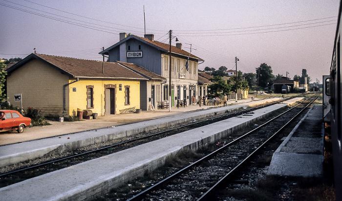Bahnhof Pithion
