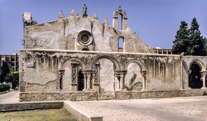 Syrakus San Giovanni alle Catacombe