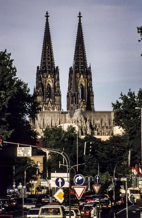 Kölner Dom Köln 1988