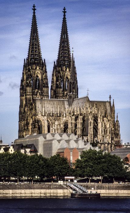 Köln Groß St. Martin, Dom