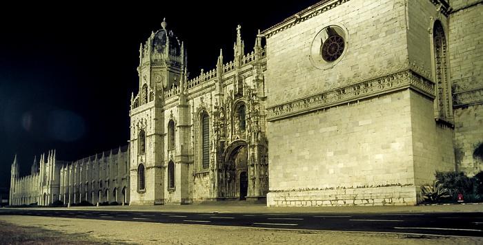 Belém: Mosteiro dos Jerónimos Lissabon 1990