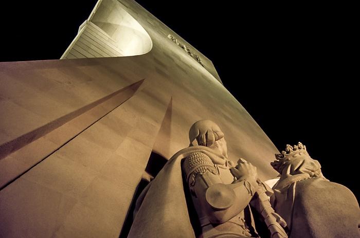 Belém: Padrão dos Descobrimentos Lissabon 1990