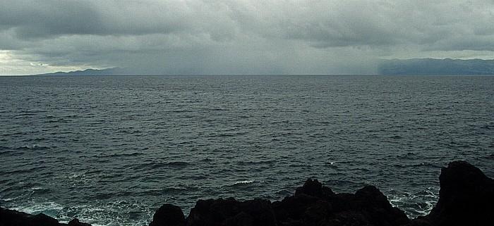 Südküste, Canal de São Jorge (Atlantik), Pico