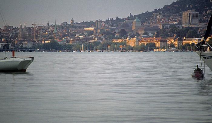 Zürichsee Zürich