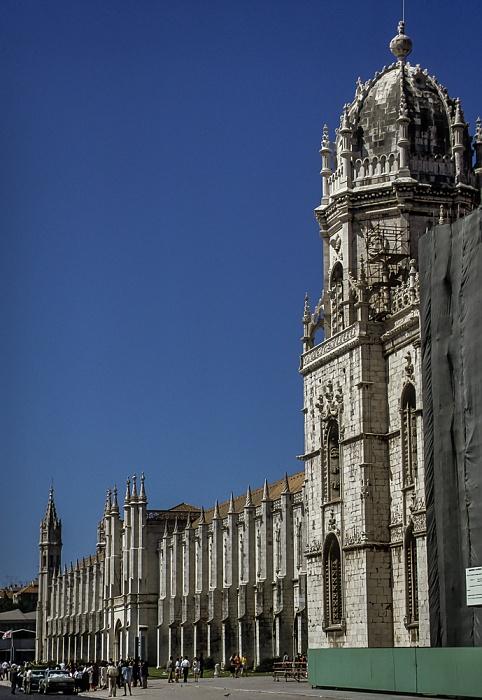 Belém: Mosteiro dos Jerónimos Lissabon 1992