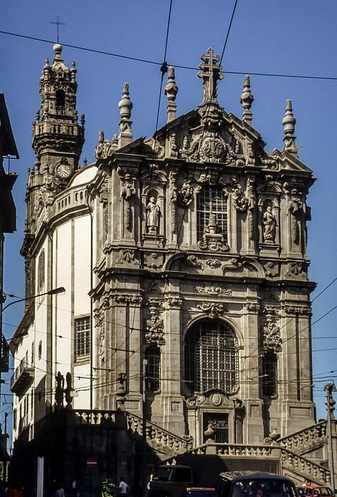 Centro Histórico: Igreja dos Clérigos Porto 1992