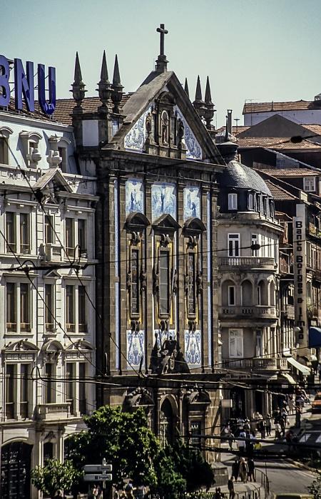 Centro Histórico: Igreja dos Congregados Porto 1992