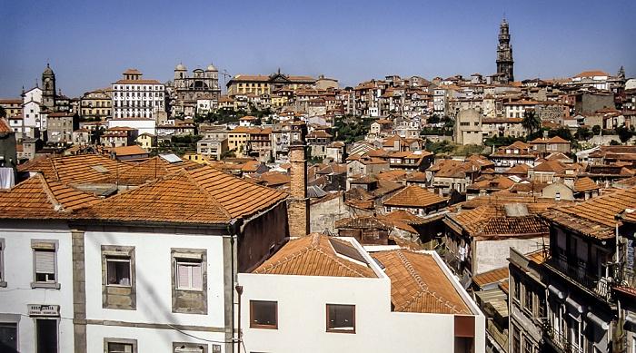 Blick von der Terreiro da Sé: Centro Histórico Porto 1992