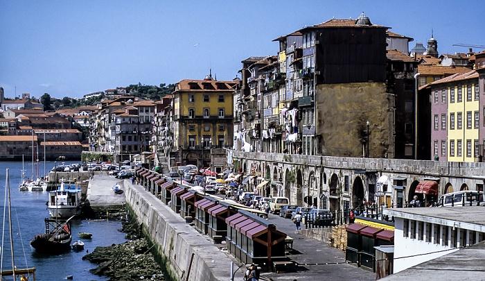 Ribeira: Cais da Ribeira Porto 1992