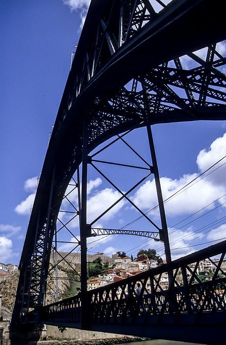 Ponte de Dom Luis I Porto 1992